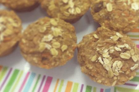 Gluten-free & Dairy-Free Morning Glory Muffins thumbnail