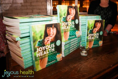 Photos from the Joyous Health Book Launch thumbnail