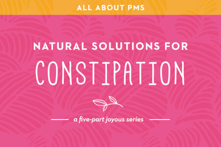 Part 2 of PMS: Natural Solutions for Constipation thumbnail