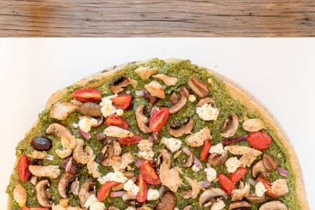 Best-Ever Gluten-free Pizza Crust! thumbnail