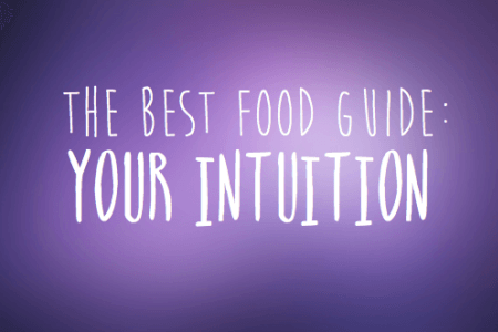 The Best Food Guide: Your Intuition thumbnail