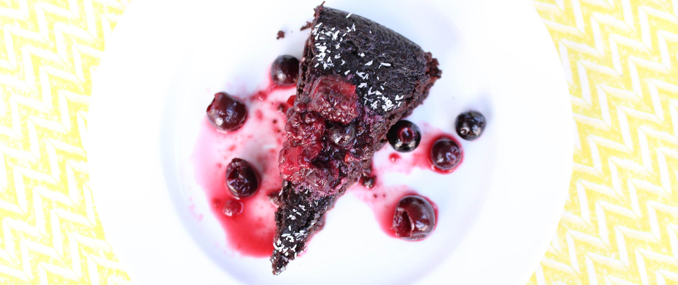 Chocolate Quinoa Cake Joyous Health
