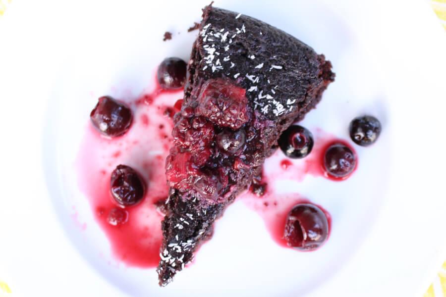 Ma McCarthy's Gluten-free Quinoa Chocolate Cake thumbnail