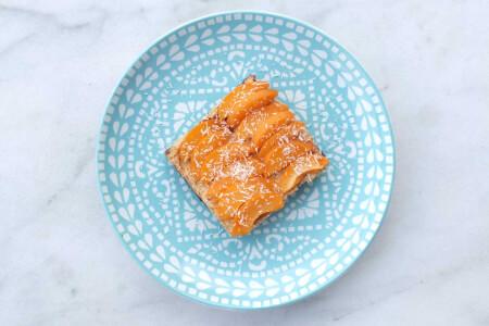 Raw Apricot Chocolate Tart thumbnail