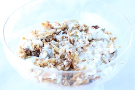 Comforting Cranberry Ginger Granola thumbnail