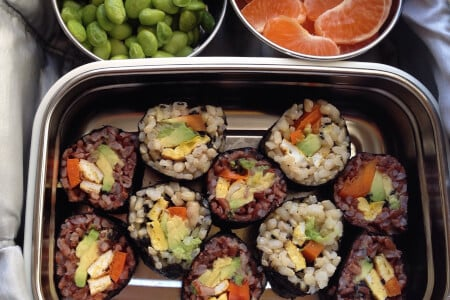 Seven Healthy Lunchbox Ideas thumbnail