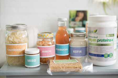 Improve Your Digestion with 7 Fermented Foods thumbnail