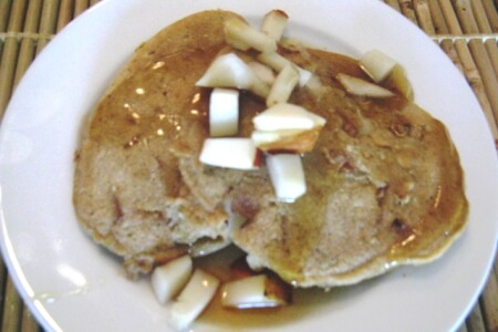 Gluten-Free Pear Pancakes & Heart Openers thumbnail