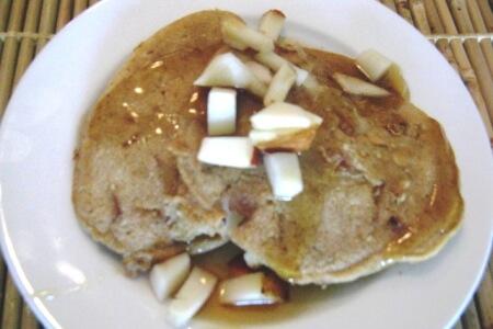 Gluten-Free Pear Pancakes & Heart Openers thumbnail