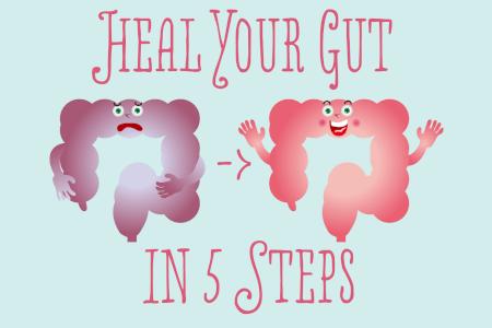 Heal Your Gut in 5 Steps thumbnail