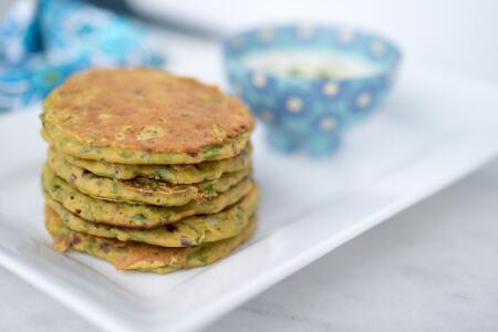 Chickpea Savoury Pancake thumbnail