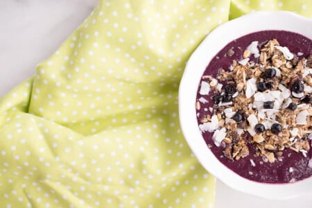 Blueberry Bliss Smoothie Bowl thumbnail