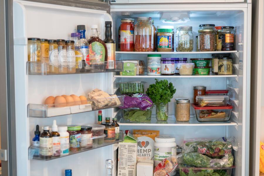What's in my fridge? thumbnail