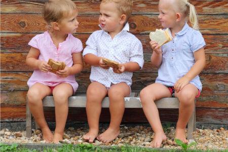 Healthy Snacks for Kids thumbnail