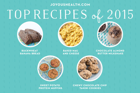 The Five Most Popular Recipes of 2015 thumbnail
