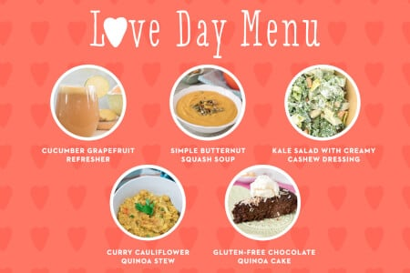 5-Course Menu for Valentine's Day thumbnail
