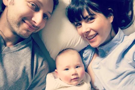 Joyous Baby: Vienna's Sixth Month! thumbnail