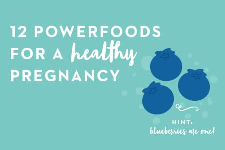 12 Powerfoods for a Healthy Pregnancy thumbnail