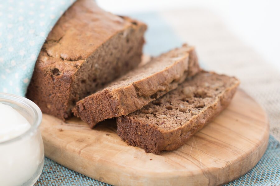 Earl Grey Banana Bread thumbnail