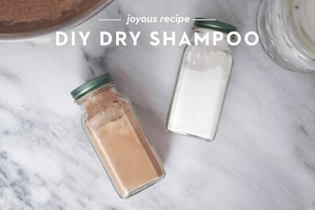 How to Make Natural Dry Shampoo  thumbnail