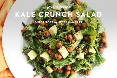 Guest Post: Kale Crunch Salad thumbnail