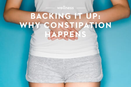 Back It Up: Why Constipation Happens thumbnail