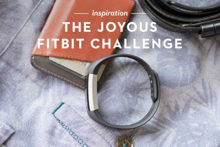 The Joyous Fitbit Challenge thumbnail