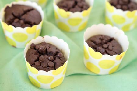 Gluten-free Chocolate Quinoa Cupcakes thumbnail