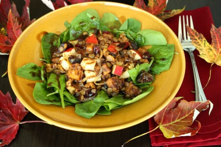 Guest Post: Hearty Autumn Maple Salad thumbnail