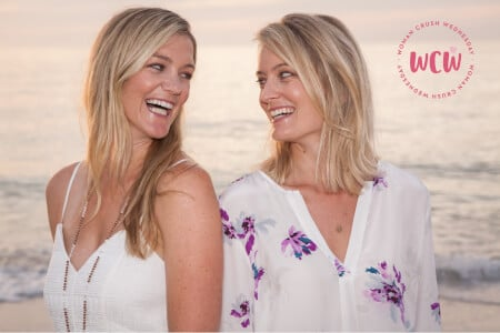 Woman Crush Wednesday: Christine + Emily, co-founders 889 Yoga thumbnail