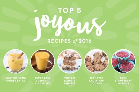 Most Popular Recipes of 2016 thumbnail