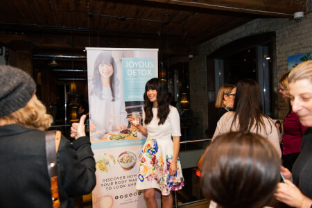 Joyous Detox Book Launch Party Pics thumbnail