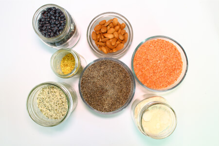 8 Sources of Plant Based Protein thumbnail