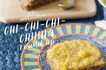 Chia Seed Recipe Round Up thumbnail