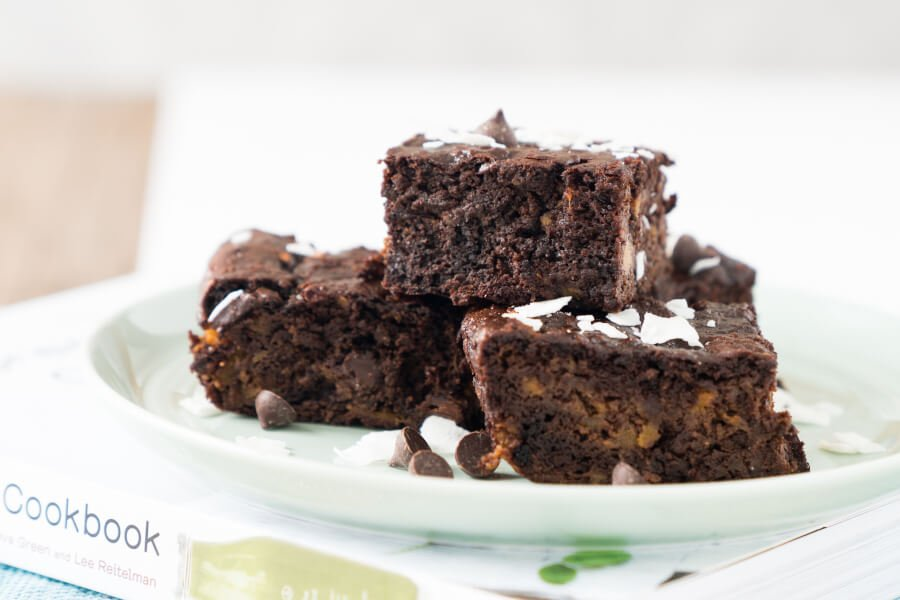 Sweet Potato Brownies thumbnail