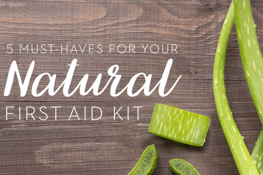 5 Must-Haves For Your Natural First Aid Kit thumbnail