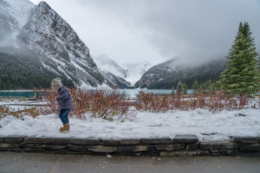 Our Trip to Lake Louise, Alberta thumbnail