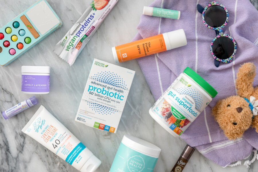 My Top Healthy Travel Essentials thumbnail