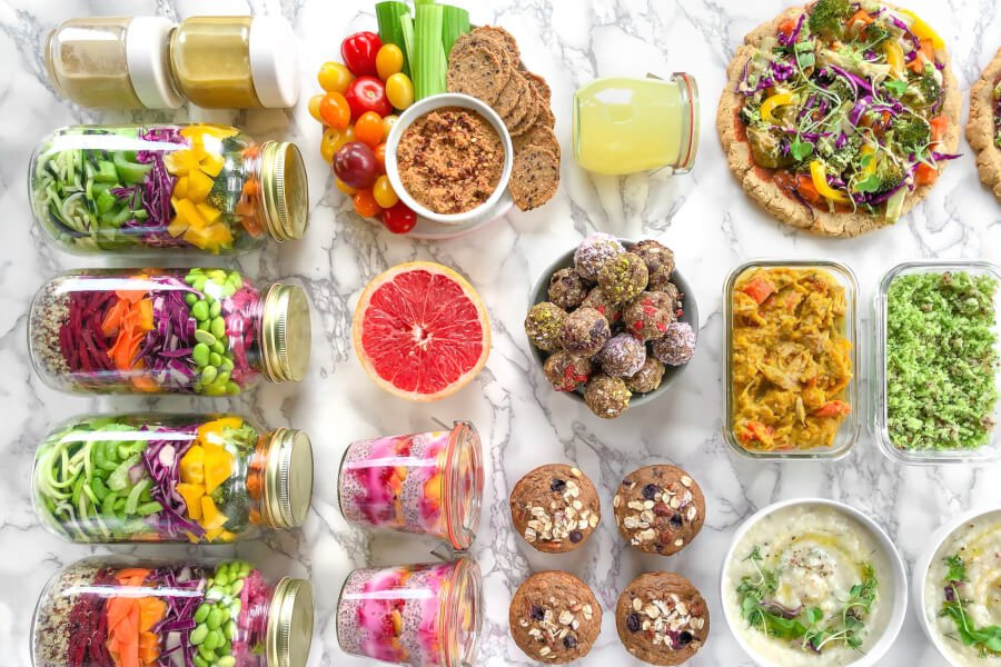 4 Tips To Organize Your Meal Prep From Start To Finish thumbnail