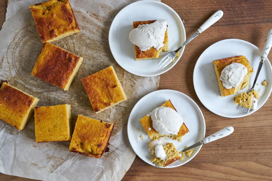 Pumpkin Spice Cake thumbnail