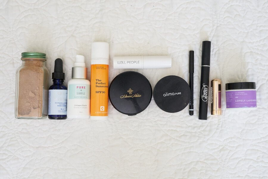 Natural Products in my Make Up Bag thumbnail