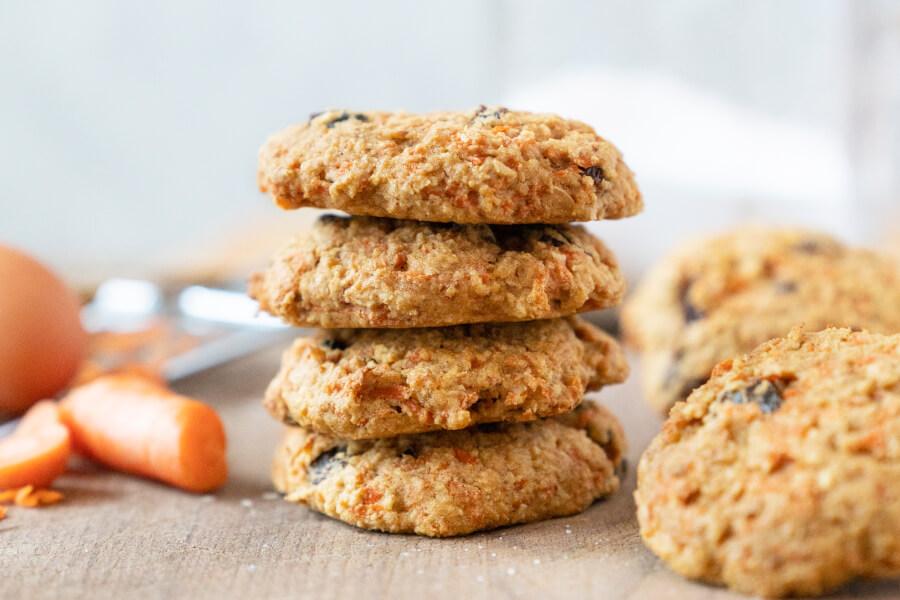 Carrot Cake Cookies thumbnail