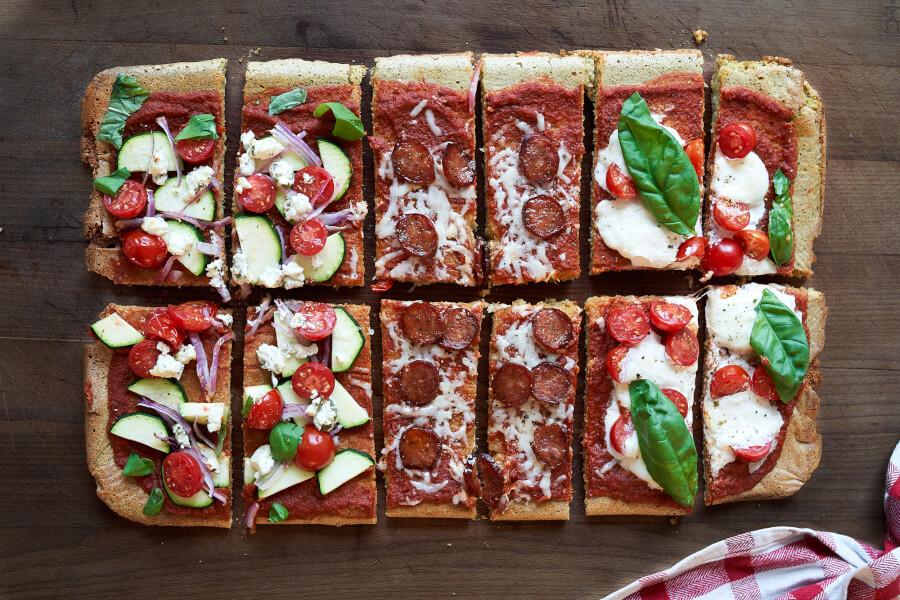 Quinoa Pizza Crust thumbnail