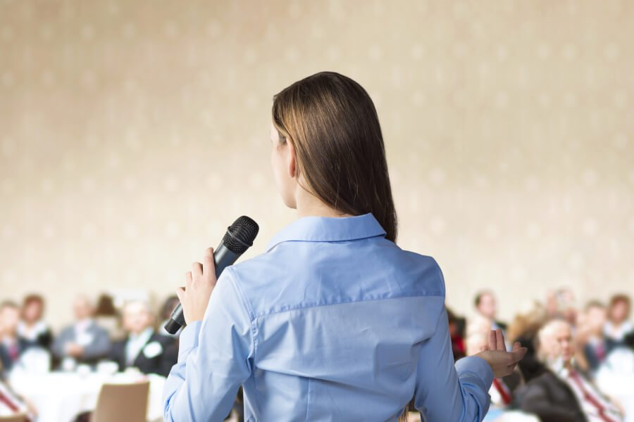 Tips for Being a Great Public Speaker thumbnail