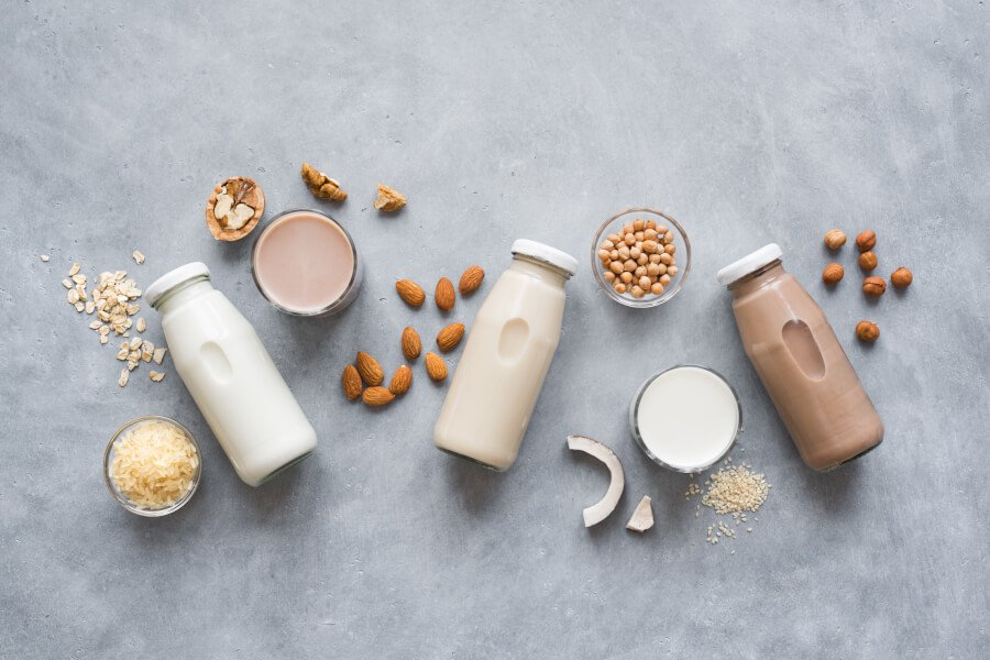 A Joyous Guide to Plant-Based Milks thumbnail