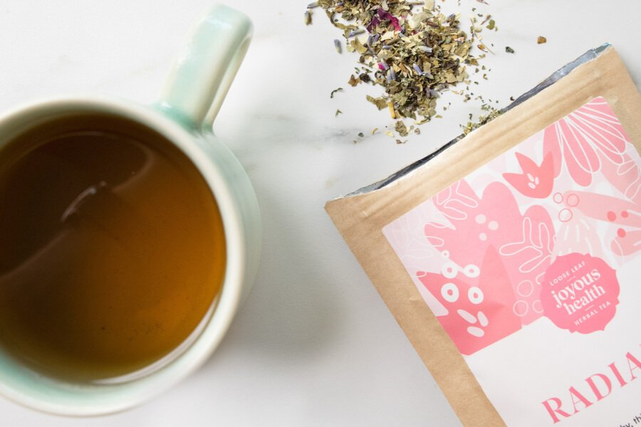 Introducing our Newest Herbal Tea: Radiance thumbnail