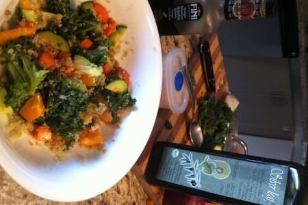 Antioxidant Warm Quinoa Bowl Recipe thumbnail