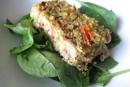 Lentil Quinoa Loaf Recipe, Gluten-free, High in Protein & Fibre! thumbnail
