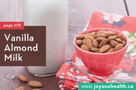Homemade Almond Milk in 5 Easy Steps thumbnail