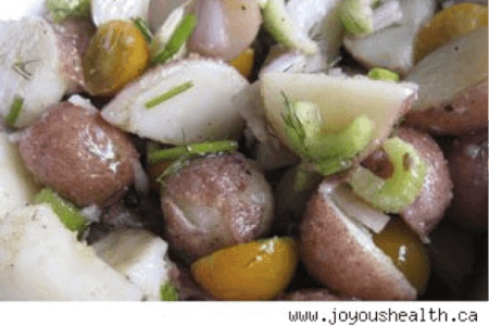 Fresh Herb Potato Salad thumbnail